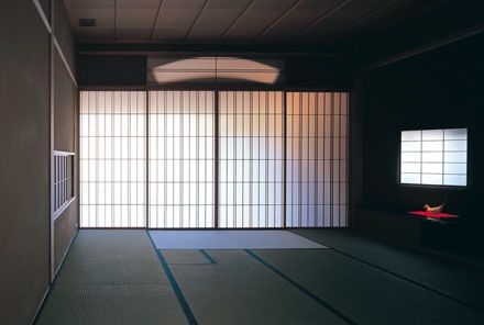 京都・大原にて