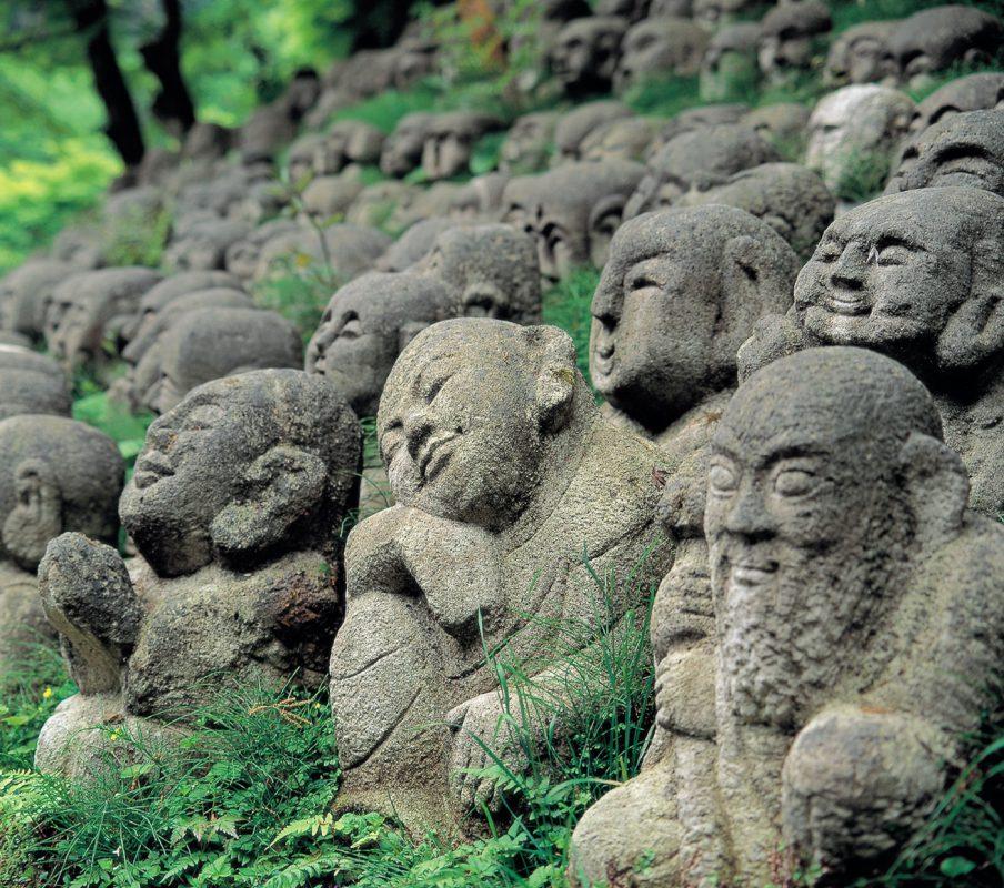 京都・化野にて