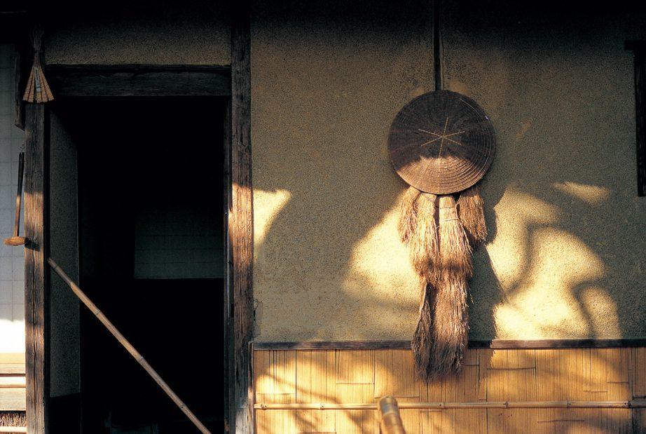 京都嵯峨野にて